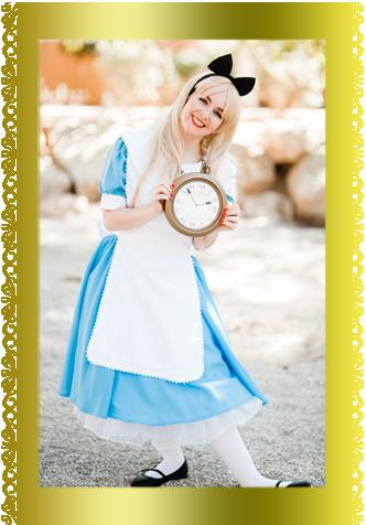 Alicia - Alice in Wonderland - Fiesta de Princesas