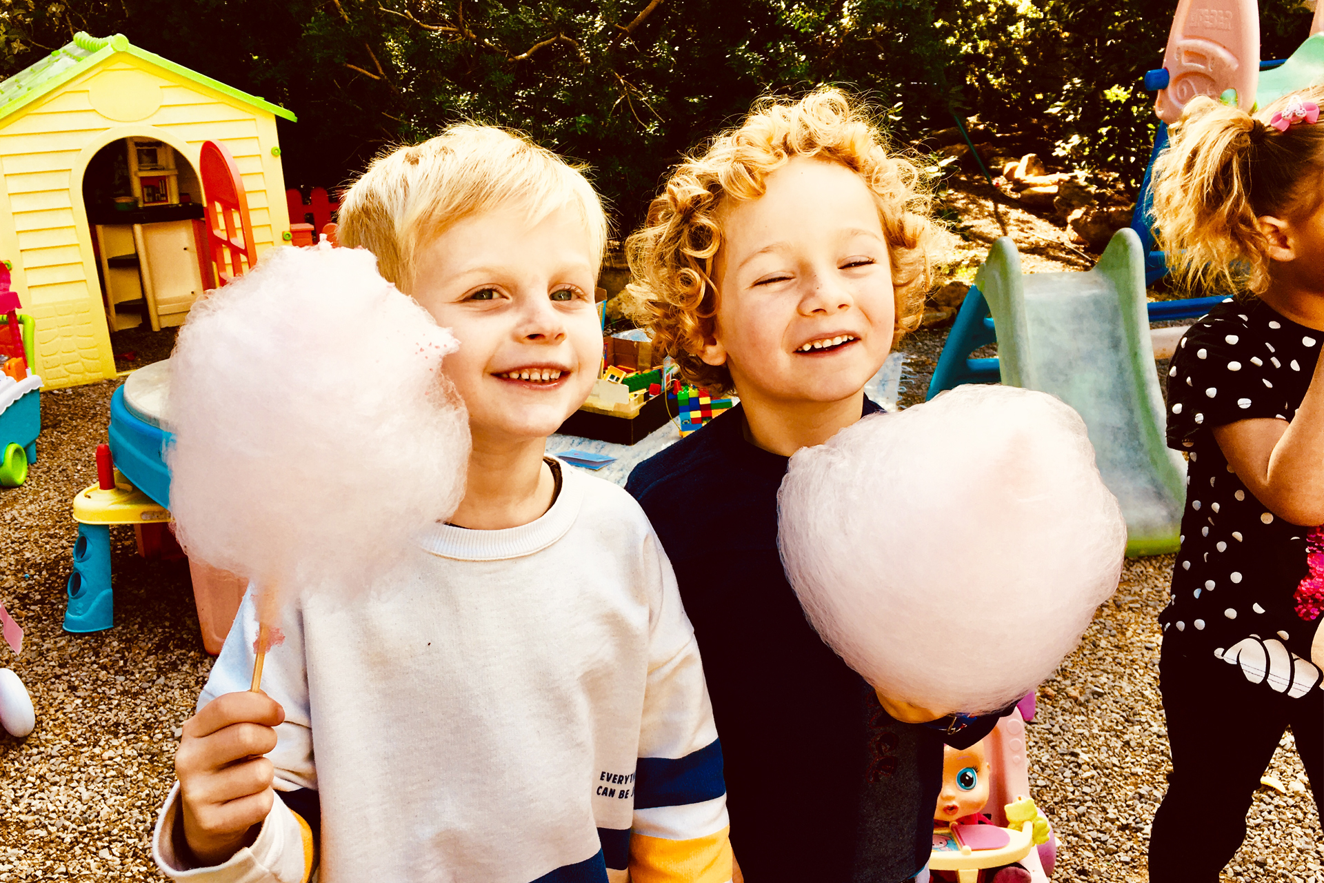Candy Floss! Perfect for the little ones! Fairytale Ibiza