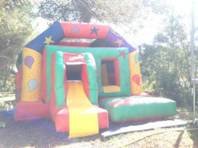 Fun House inflatable castle - Fairytale Ibiza