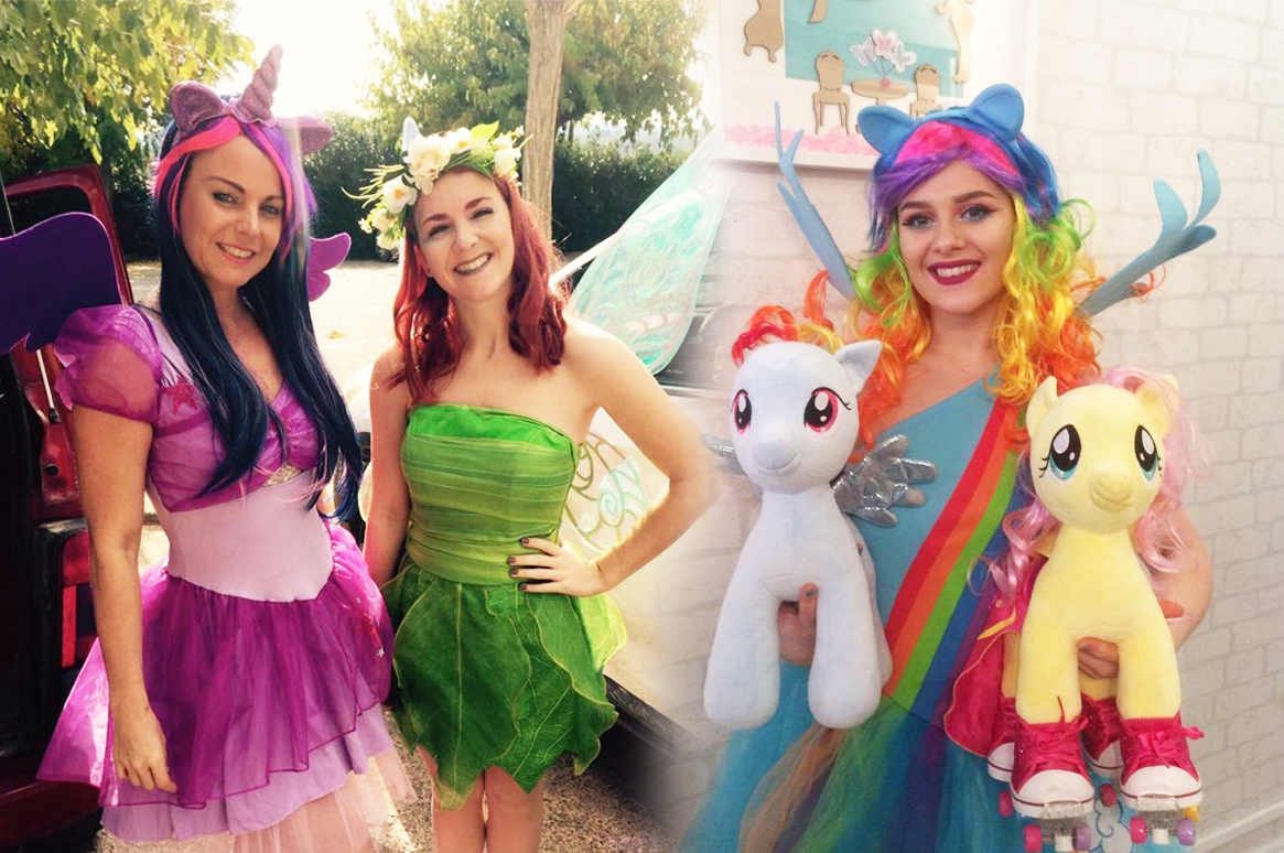 My Little Pony | Unicorn parties from Fairytale Ibiza