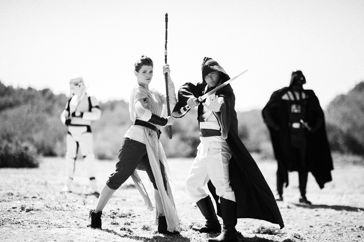 Star Wars parties - Jedi, Darth Vader & Stormtrooper party - Fairytale Ibiza, Children's parties