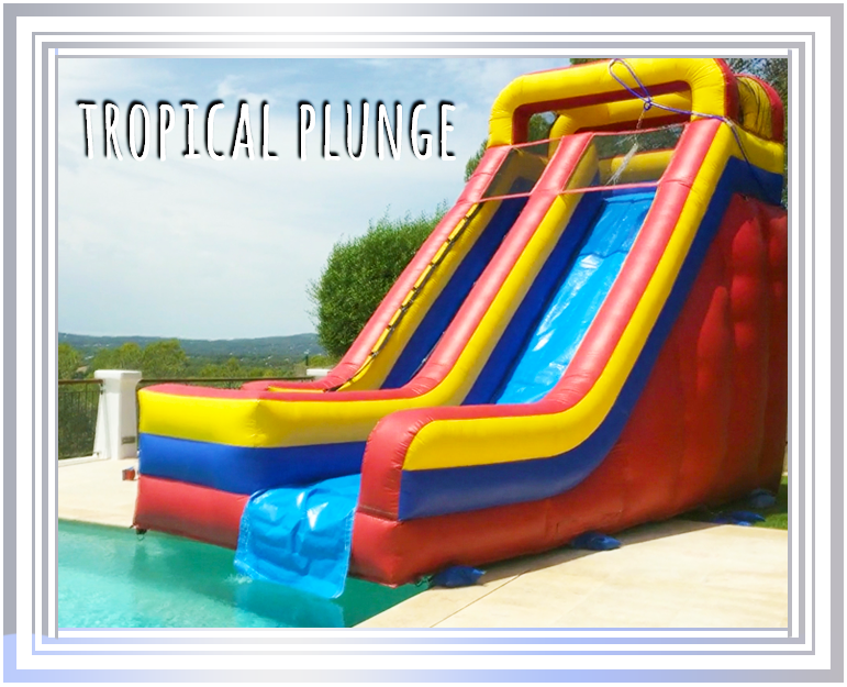Fairytale Ibiza - Bouncy Castles & Inflatable Water Slides