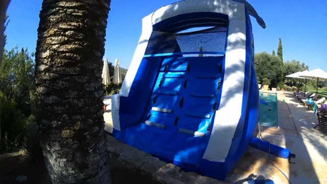 Fairytale Ibiza, Children's parties & events - Inflatable water slides