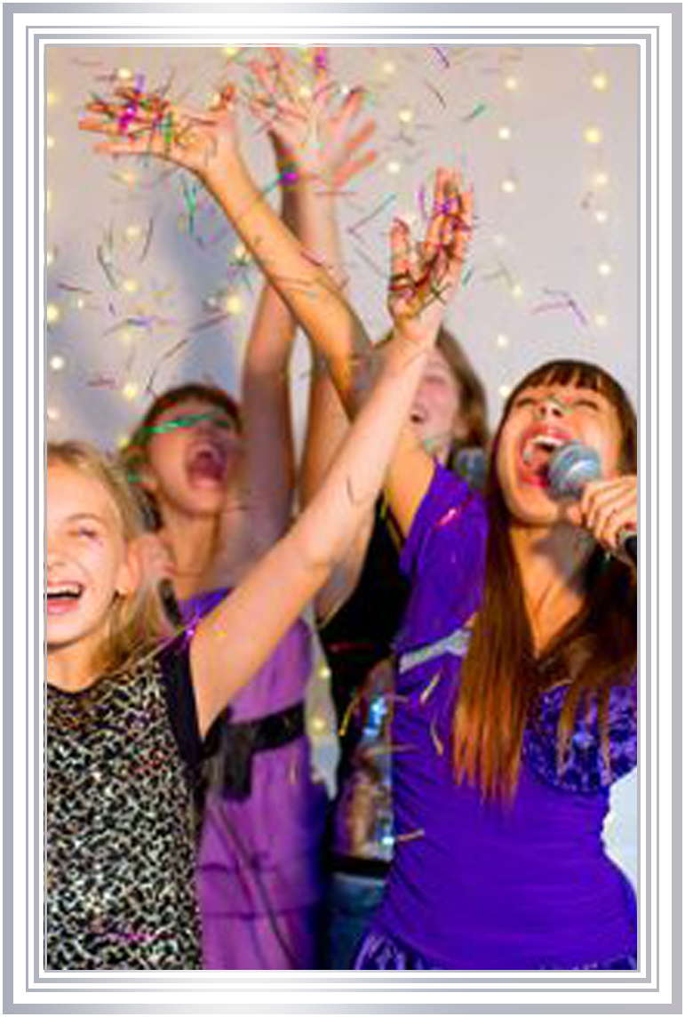 Karaoke Party in Ibiza - Fairytale Ibiza - Children's Karaoke Party or event