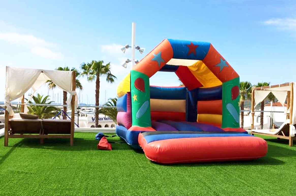 Bouncy Castles - Party Time - Castillo inflable