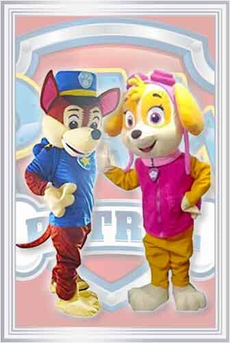 Paw Patrol Party - Fairytale Ibiza