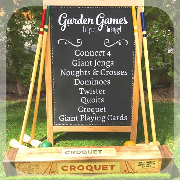 Giant Garden Games - Fairytale Ibiza