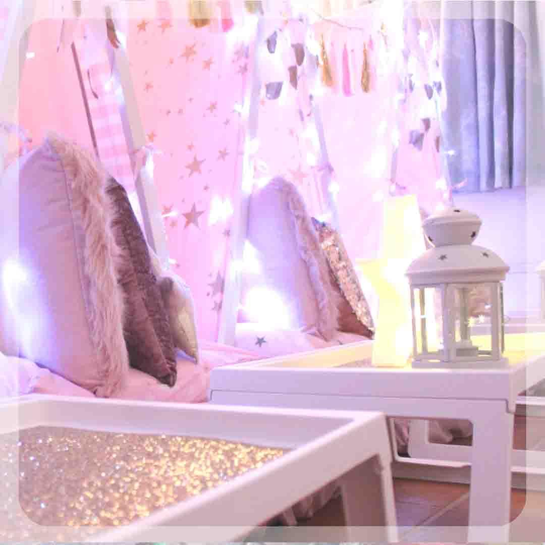 Área de bodas en Ibiza para niños - Area for children at Weddings in Ibiza