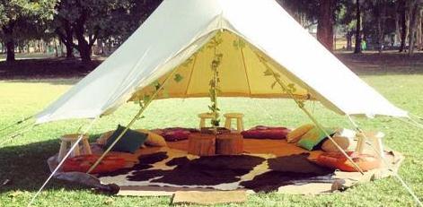 Bell Tent Fairytale Ibiza 2