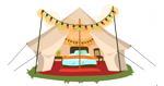 Bell Tent Ibiza